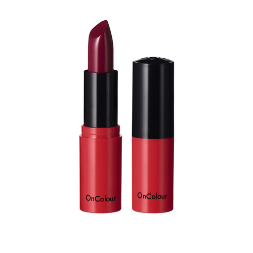 Oriflame OnColour Cream Lipstick Deep Red 4 g  Lowest price in pakistan on saloni.pk