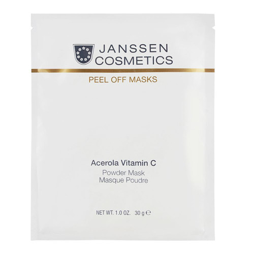 Janssen Acerola Vitamin C Mask 30 g. Lowest price on Saloni.pk