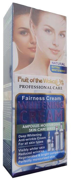 Fruit Of The Wokali Fairness Ampoules Moisturizing Whitening Cream 100 ML. Buy Original Products in Pakistan.