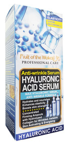 Fruit Of The Wokali AntI-Wrinkle Hyaluronic Acid Serum 40 ML. Buy Online in Pakistan.