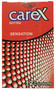 Carex Dotted Sensation 12 Condoms. Buy Original Products on Saloni.pk