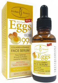 Aichun Beauty Eggs Collagen + Vitamin E Face Serum 30 ML Buy online in Pakistan on Saloni.pk