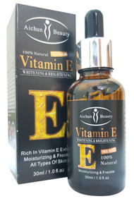 Aichun Beauty Vitamin E Whitening & Brightening Serum 30 ML. Buy Online in Pakistan at Saloni.pk