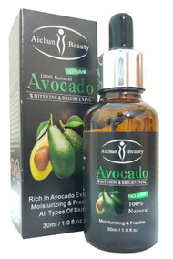 Aichun Beauty Avacado Whitening & Brightening Serum 30 ML. Buy Online in Pakistan at Saloni.pk