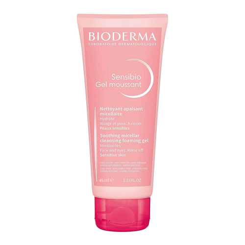 Bioderma Sensibio Gel Moussant 45 ML. Buy buy online in pakistan.