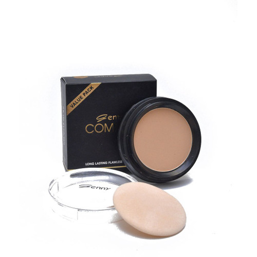 Genny Cosmetics Compact Value Pack - Ivory.  Lowest price on Saloni.pk
