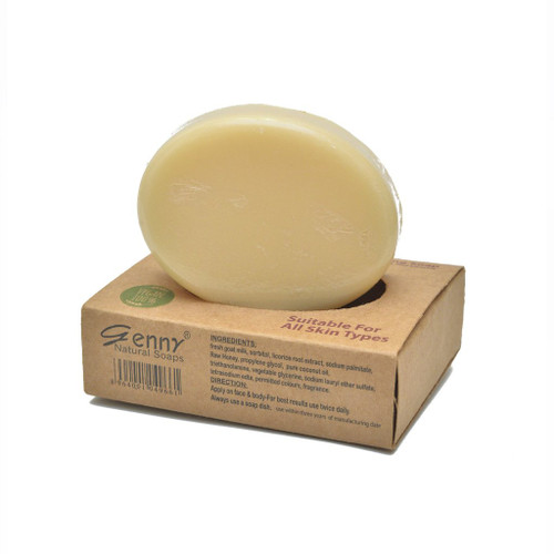 Genny Cosmetics Natural Whitening Soap. Lowest price on Saloni.pk