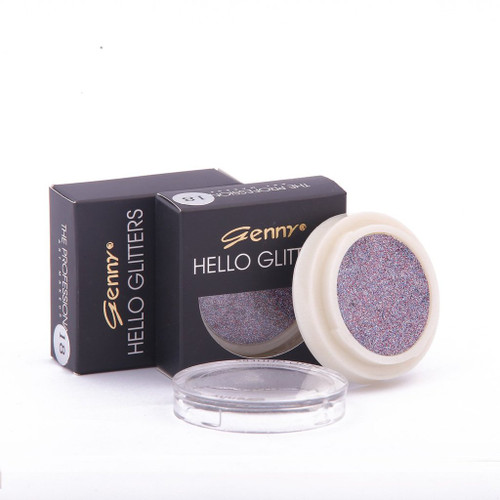 Genny Cosmetics Hello Glitter Eyeshade. Lowest price on Saloni.pk