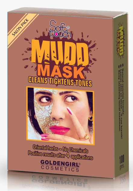 Soft Touch Mudd Mask Cleanses Tightens Tonesv