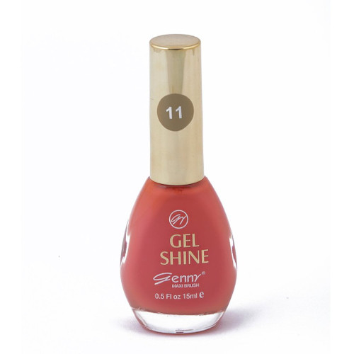 Genny Cosmetics Gel Shine Nail Polish. Lowest price on Saloni.pk