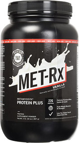 MET-Rx Metamyosyn Protein Plus Vanilla Supplement - 2 Lbs. Lowest price on Saloni.pk
