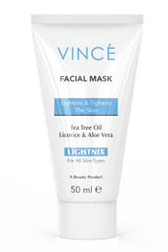 Vince Lightnix Facial Mask - 50 ML. Lowest price on Saloni.pk
