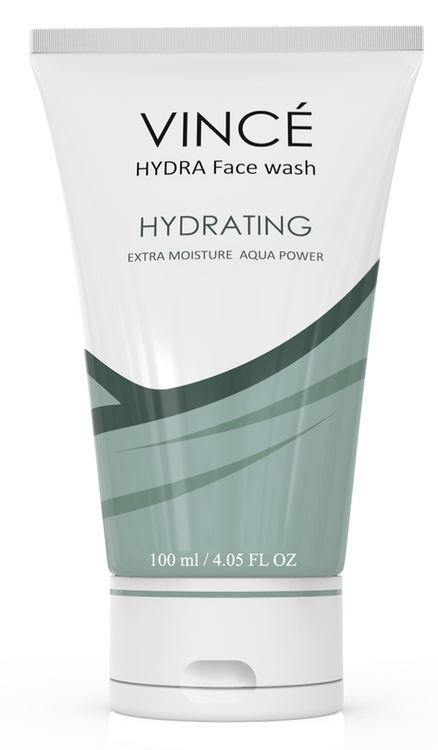 Vince Hydrating Hydra Face Wash - 100 ML. Lowest price on Saloni.pk
