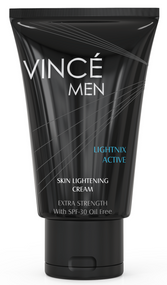 Vince Active Skin Lightening Cream SPF 30 - 50 ML. Lowest price on Saloni.pk
