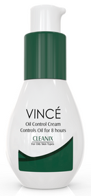 Vince Cleaninx Oil Control Cream 50 ML