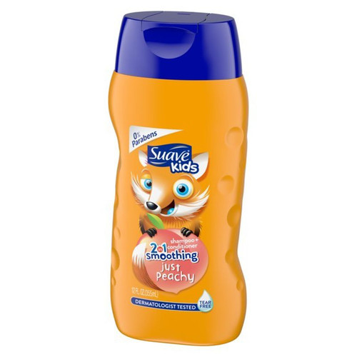 Suave Kids Just Peachy 2-in-1 Shampoo & Conditioner 355 ML. Lowest price on Saloni.pk
