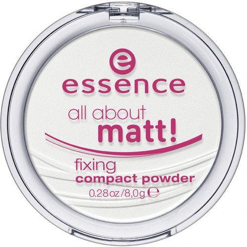 Essence All About Matt Fixing Compact Powder Lowest Price in Pakistan at Saloni.PK