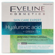 EVELINE Skin Care Expert Intensely Moisturizing 50 ML Green Tea Cream Buy online in Pakistan on Saloni.pk