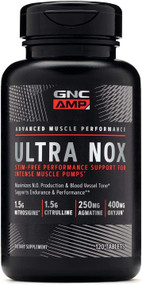 GNC AMP Ultra Nox 120 Tablets. Lowest price on Saloni.pk