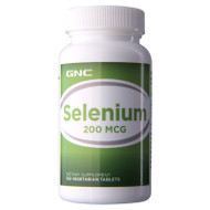 GNC Selenium 200 MCG Dietary Supplement 100 Capsules. Lowest price on Saloni.pk