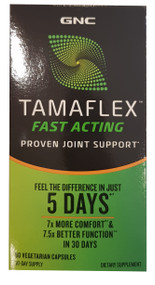 GNC Tamaflex Fast Acting Proven Joint Support 30-Day Supply 60 Capsules Buy online in Pakistan on Saloni.pk