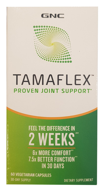 GNC Tamaflex Proven Joint Support 30-Day Supply 60 Capsules Buy online in Pakistan on Saloni.pk