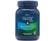 GNC Triple Strength Fish Oil Mini (120 Softgels). Lowest price on Saloni.pk.