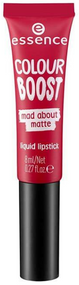 Essence Color Boost Mad About Matte Liquid Lipstick - 07 Seeing Red 8 ML Lowest Price on Saloni.Pk