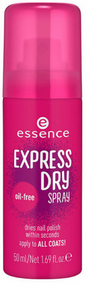 Essence Express Dry Spray 50 ML Lowest Price On Saloni.pk