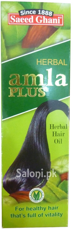 Saeed Ghani Amla Plus Herbal Hair Oil