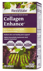 GNC ResVitále™ Collagen Enhance 60 Capsules