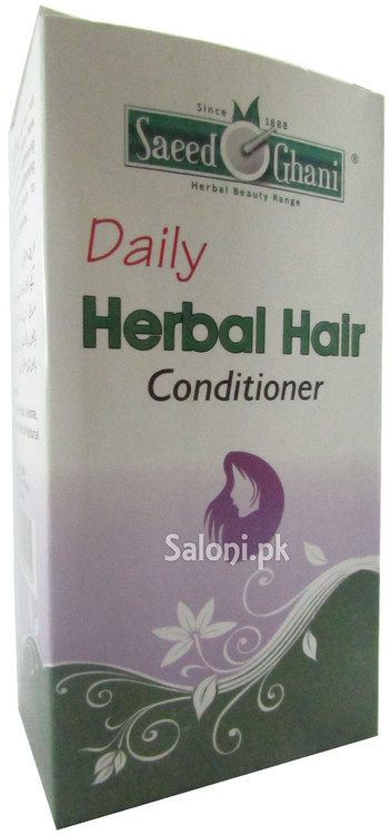 Saeed Ghani Daily Herbal Hair Conditioner Front