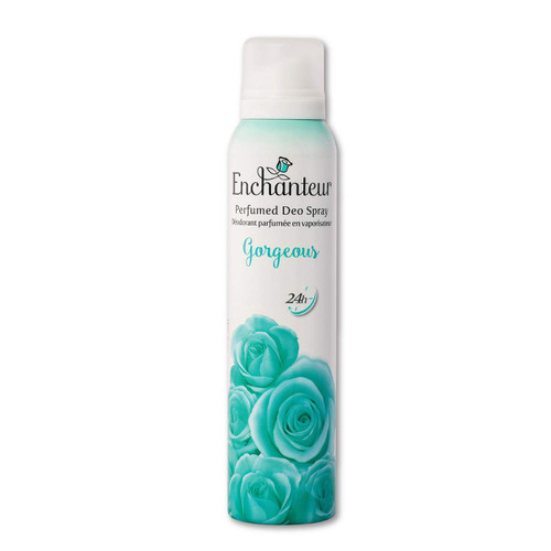 Enchanteur Gorgeous Body Mist. Lowest price on Saloni.pk