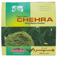 Saeed Ghani Chehra Khas Neem Powder buy online in pakistan