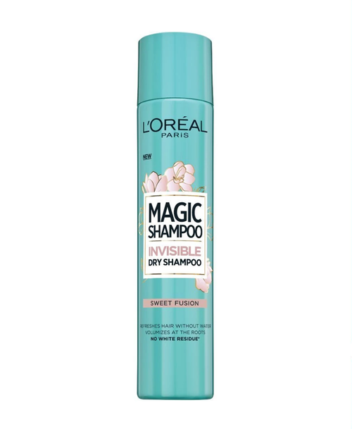 L'Oreal Paris Magic Invisible Dry Shampoo Sweet Fusion 200 ML. Lowest price on Saloni.pk