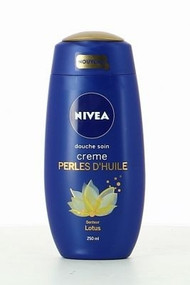 Nivea Care Shower Cream Perles D'Huile Lotus 250 ML. Lowest Price on Saloni.pk