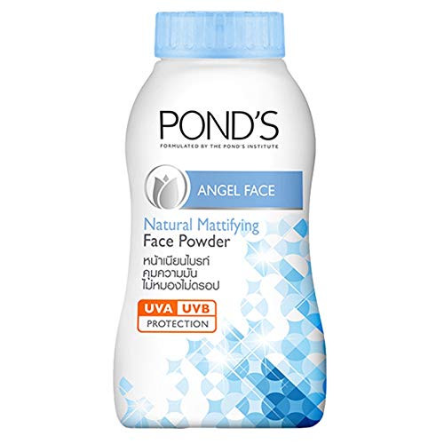Pond's Natural Mattifying Face Powder 50 Grams. Lowest Price on Saloni.pk
