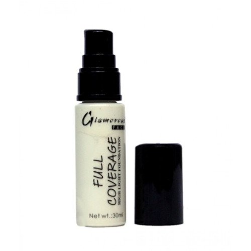 Glamorous Face Full Coverage Liquid Highlighter Foundation 30ML Lowest Price on Saloni.pk