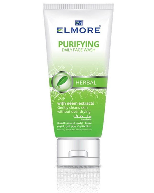 Elmore Purifying Daily Face Wash 75 ML Lowest Price in Saloni.pk