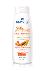 Elmore Skin Whitening Lotion 250 ML Lowest Price on Salnoi.pk