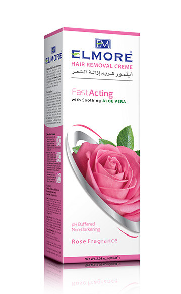 Elmore Hair Removal Creme Rose Lowest price on Saloni.pk