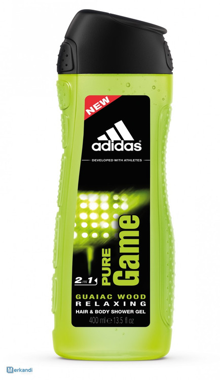 Adidas Shower Gel Pure Game Relaxing 400ml lowest price on saloni.pk