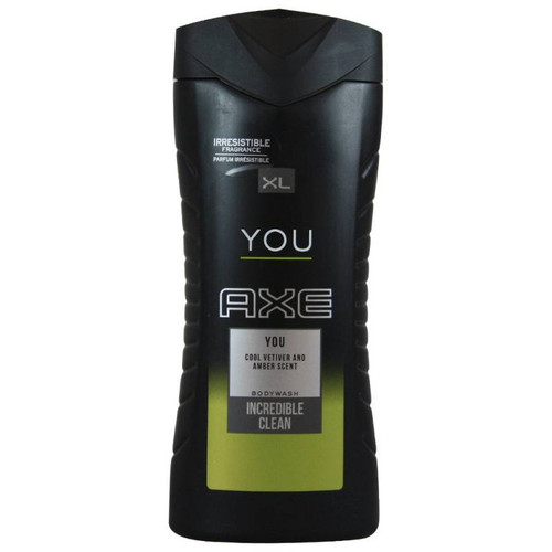 Axe Body Wash You Scent 400ml lowest price on saloni.pk