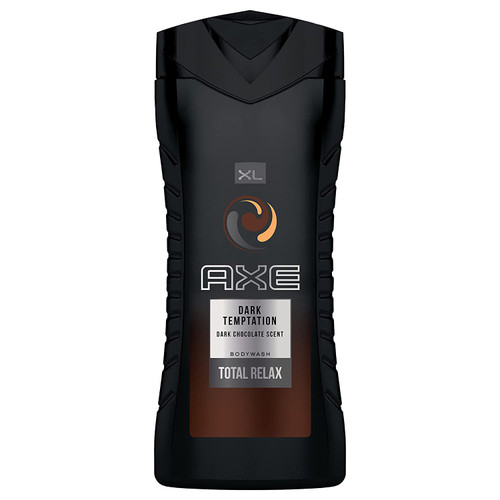 Axe Body Wash Dark Temtation Scent 400ml lowest price on saloni.pk