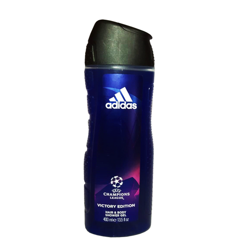 Adidas Champions League Shower Gel 400 ML lowest price on saloni.pk