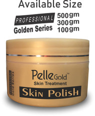 Pelle Gold Skin Polish 300 gm lowest price in pakistan on saloni.pk