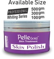 Pelle Gold Whitening Series Skin Polish 300 gm lowest price in pakistan on saloni.pk