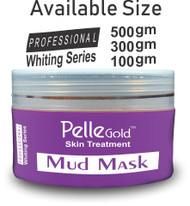 Pelle Gold Whitening Series Mud Mask 100 gm Lowest Price on saloni.pk