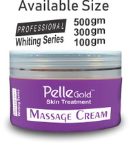 Pelle Gold Whitening Series Massage Cream 300 Ml Lowest price on Saloni.pk
