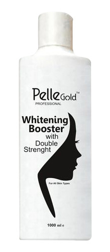 Pelle Gold Whitening Booster 1000ml Lowest price on saloni.pk